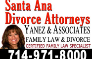 Santa Ana Divorce Attorneys