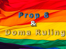 prop 8 and doma ruling