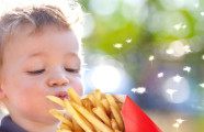 Child Custody regarding Dad and McDonalds fast food for his 4 year old