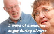 5 Ways of Managing Anger during Divorce