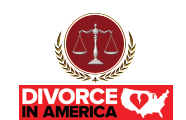 Infographic on Divorce in America