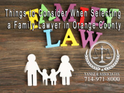 Family Lawyer, Family Law Lawyers | Orange County Divorce Attorney